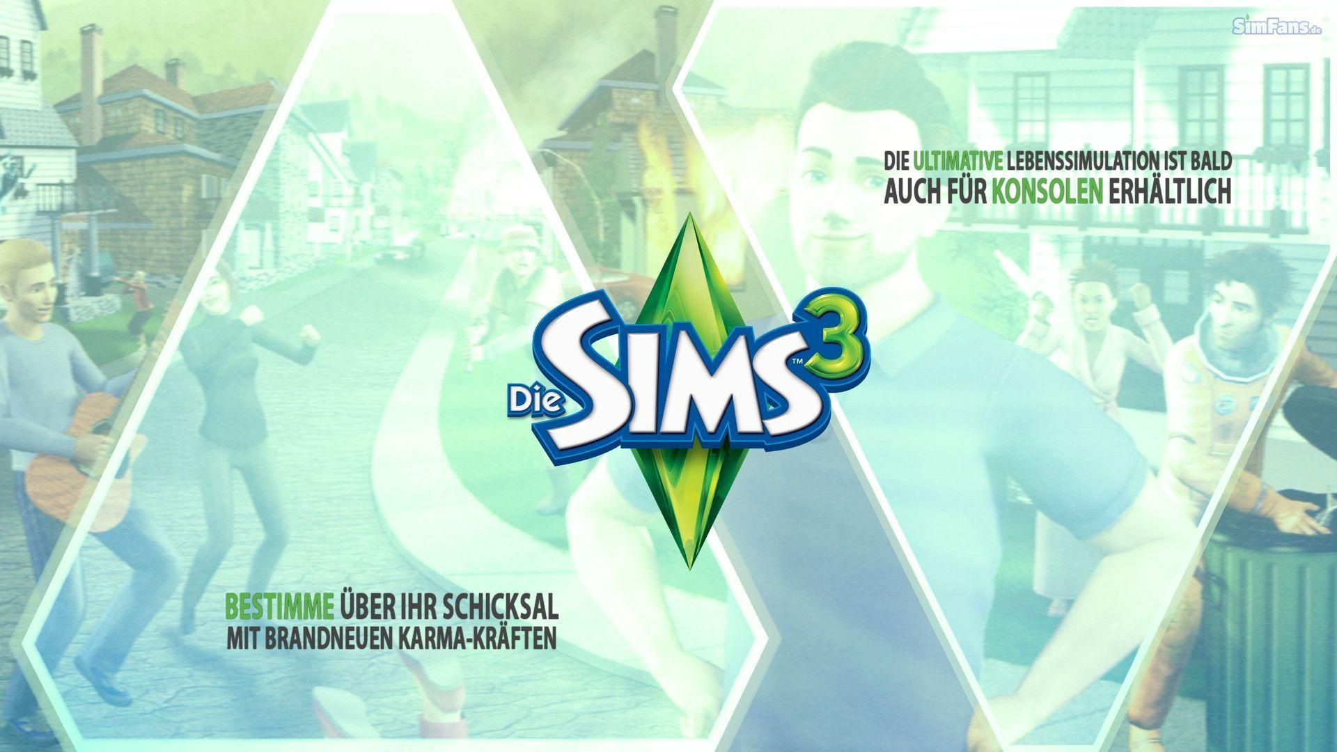 sims 3 wallpaper HD