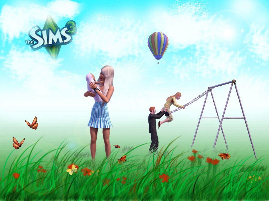 The Sims free Wallpapers