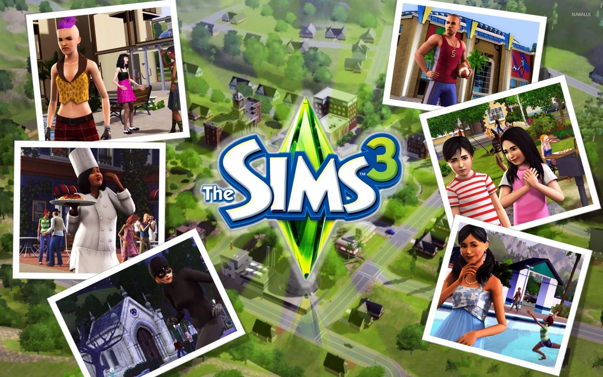 The Sims 3 [3] wallpapers