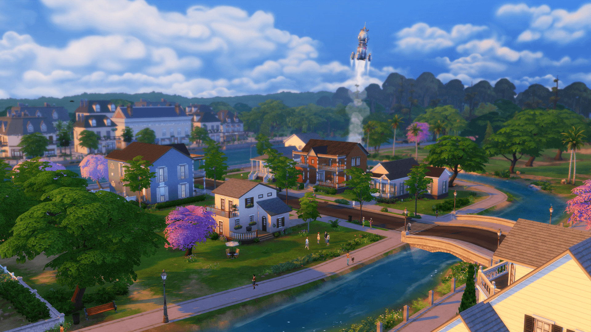 The Sims 4 Wallpapers Wallpapers