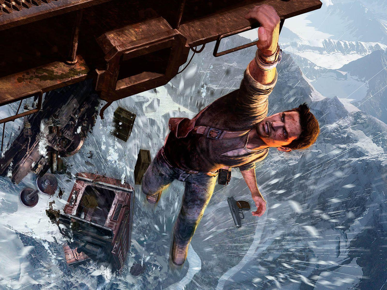 13 Uncharted 2: Among Thieves HD Wallpapers