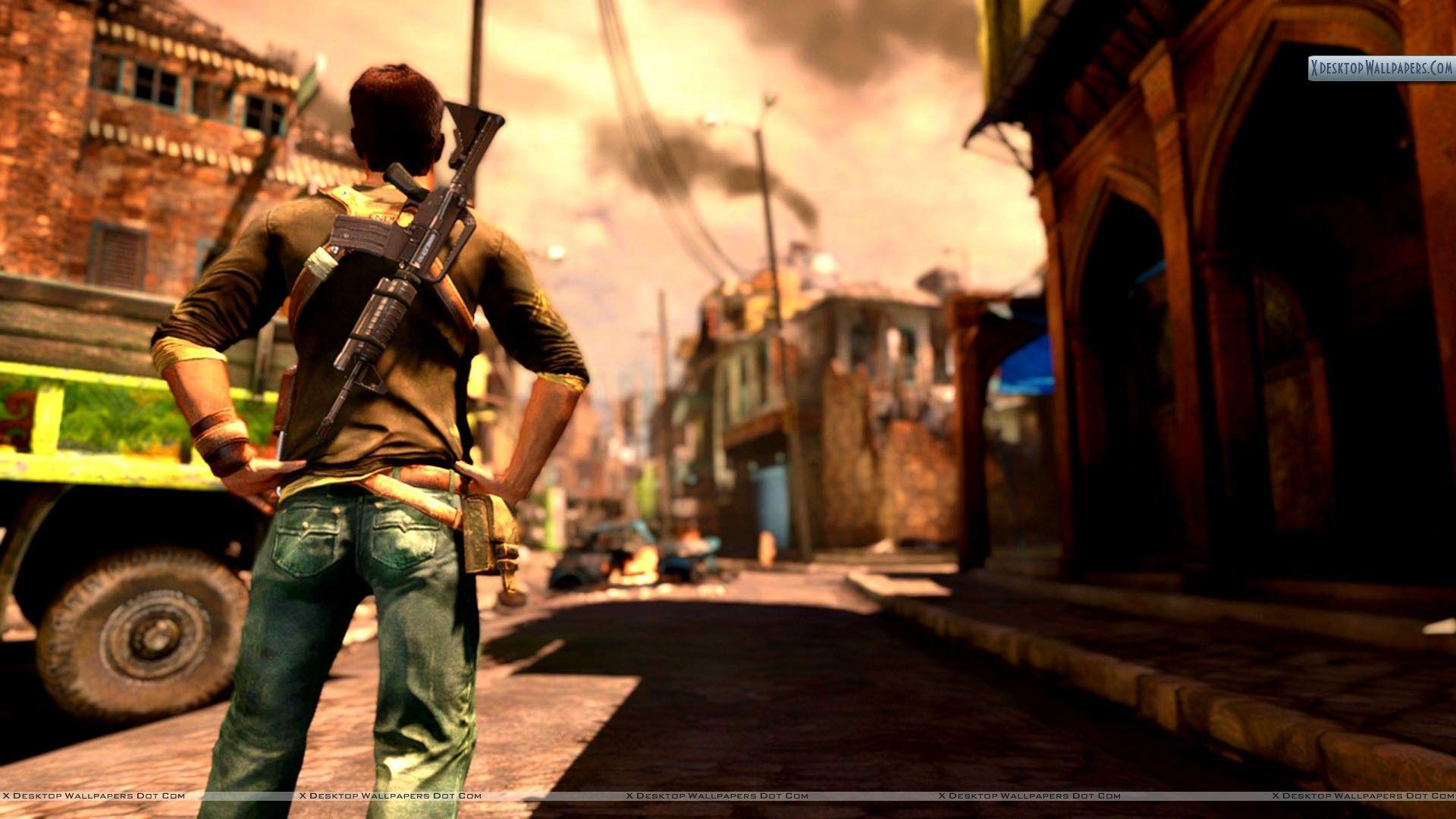 Uncharted 2 – Among Thieves Wallpapers, Photos & Image in HD