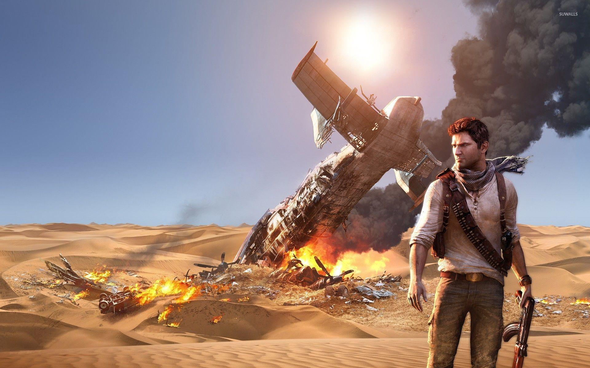 Uncharted 2: Among Thieves wallpapers