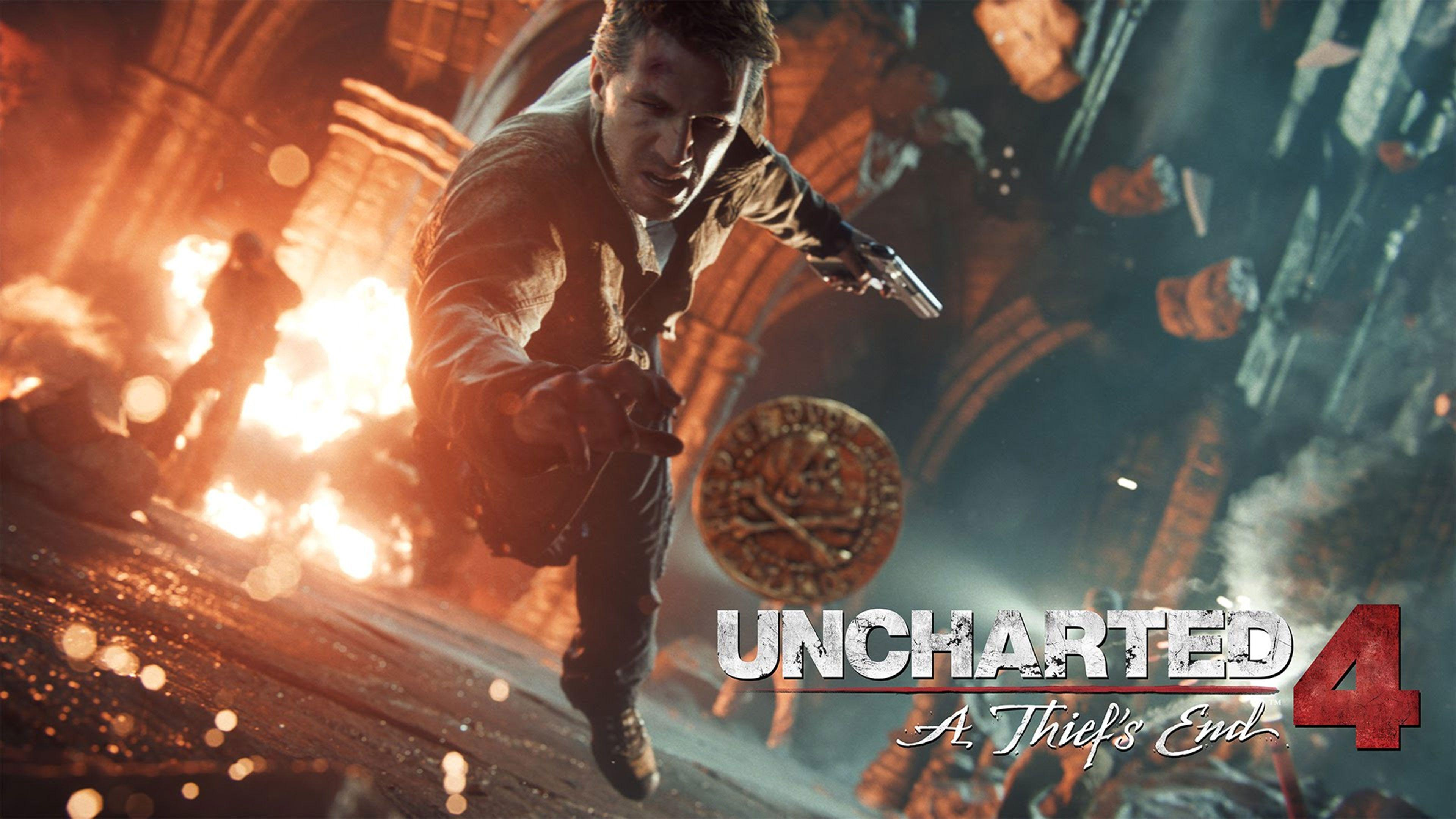 Uncharted 4: A Thief's End Wallpapers in Ultra HD | 4K