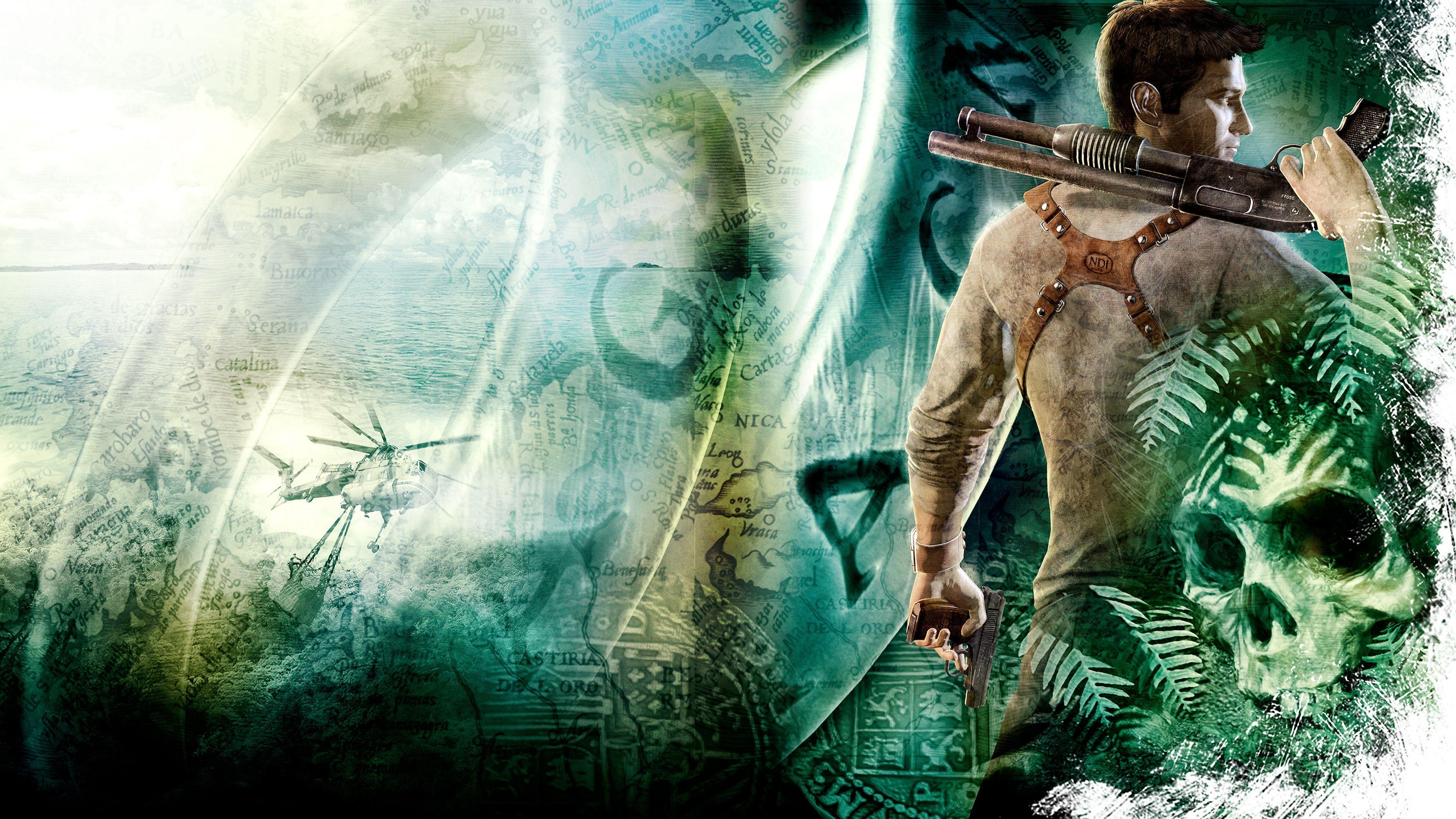 59 Uncharted HD Wallpapers | Backgrounds - Wallpaper Abyss