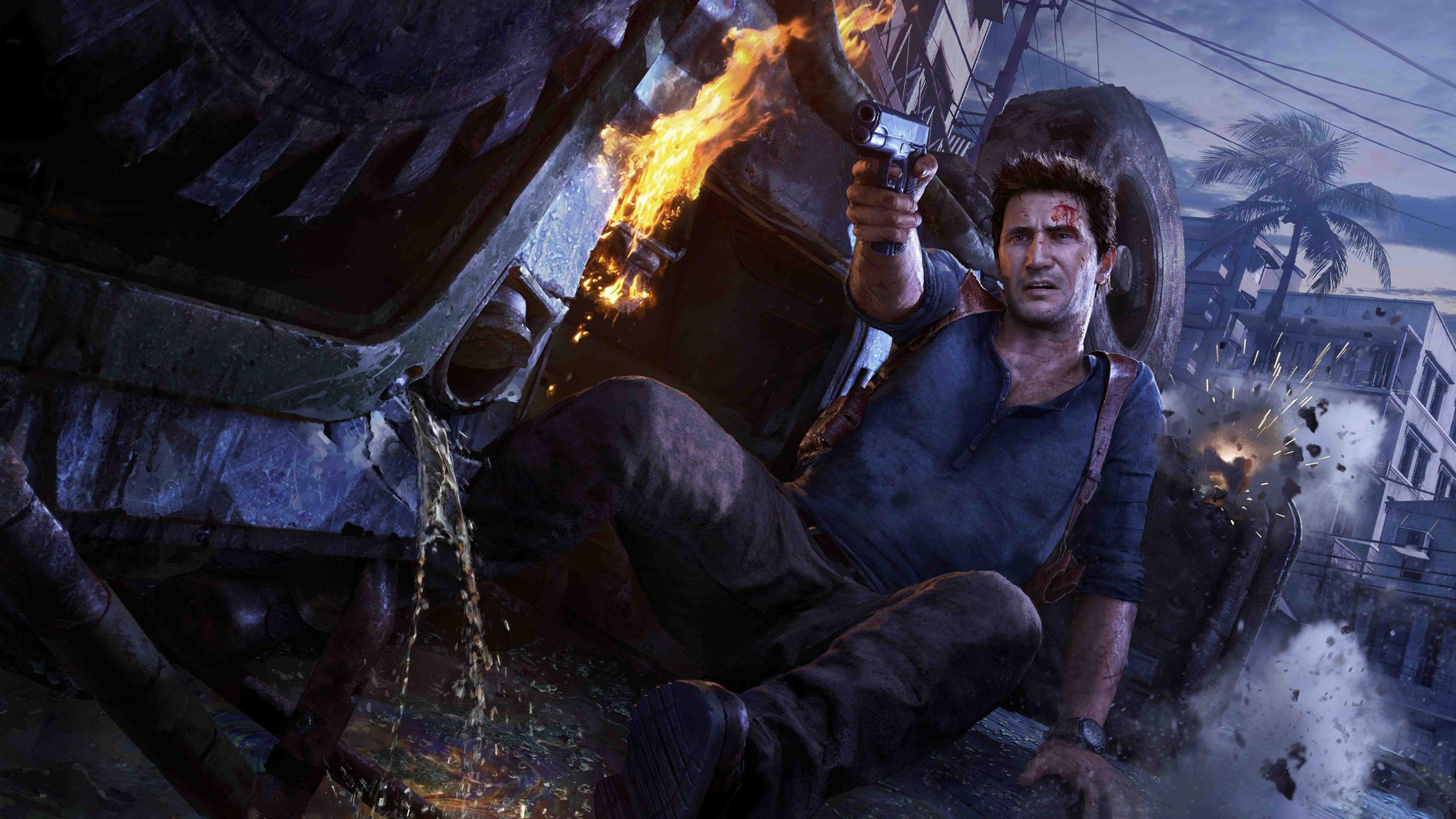Uncharted Desktop Wallpapers Wallpaper Cave