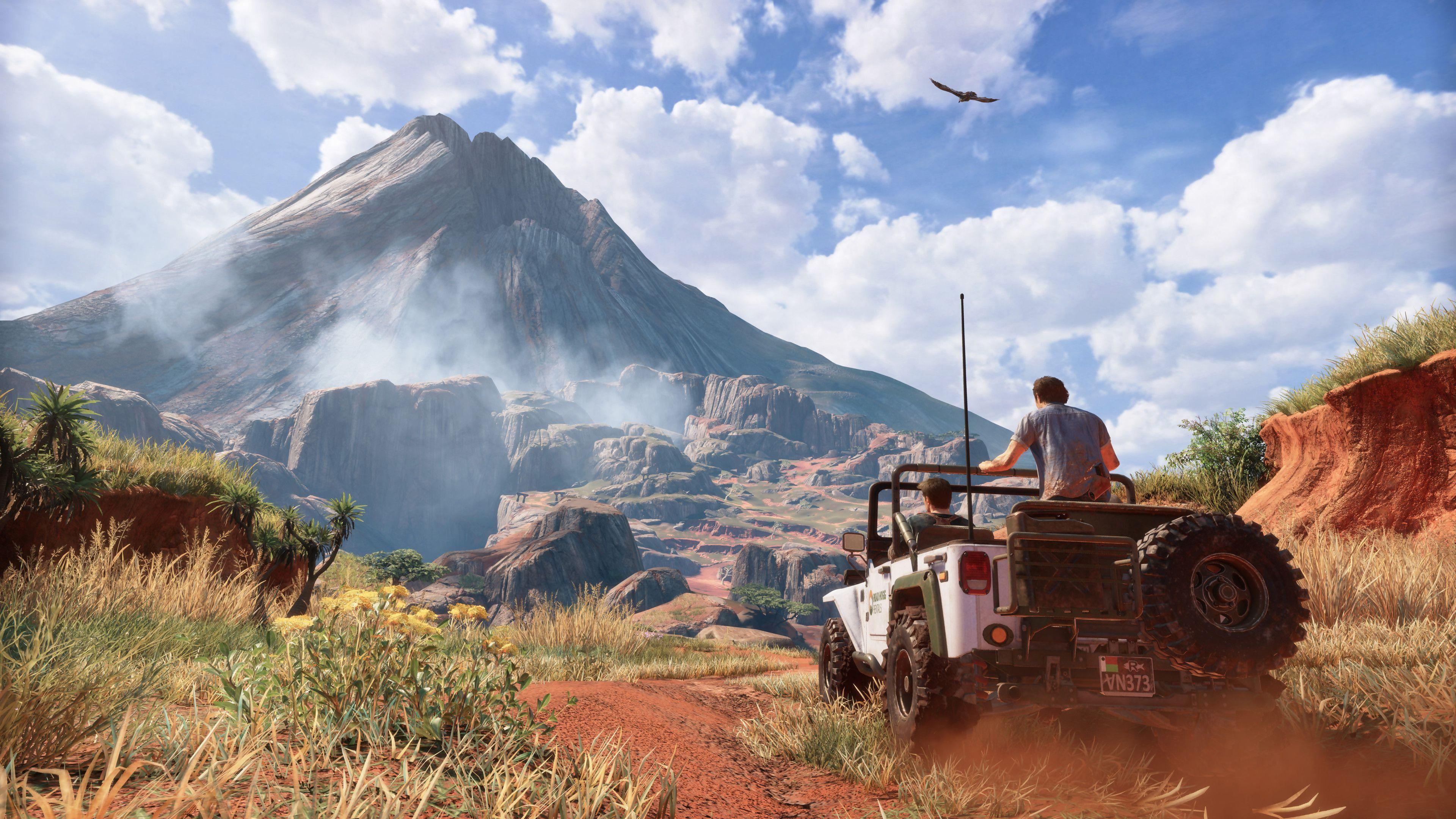 40 Uncharted 4: A Thief's End HD Wallpapers | Backgrounds ...