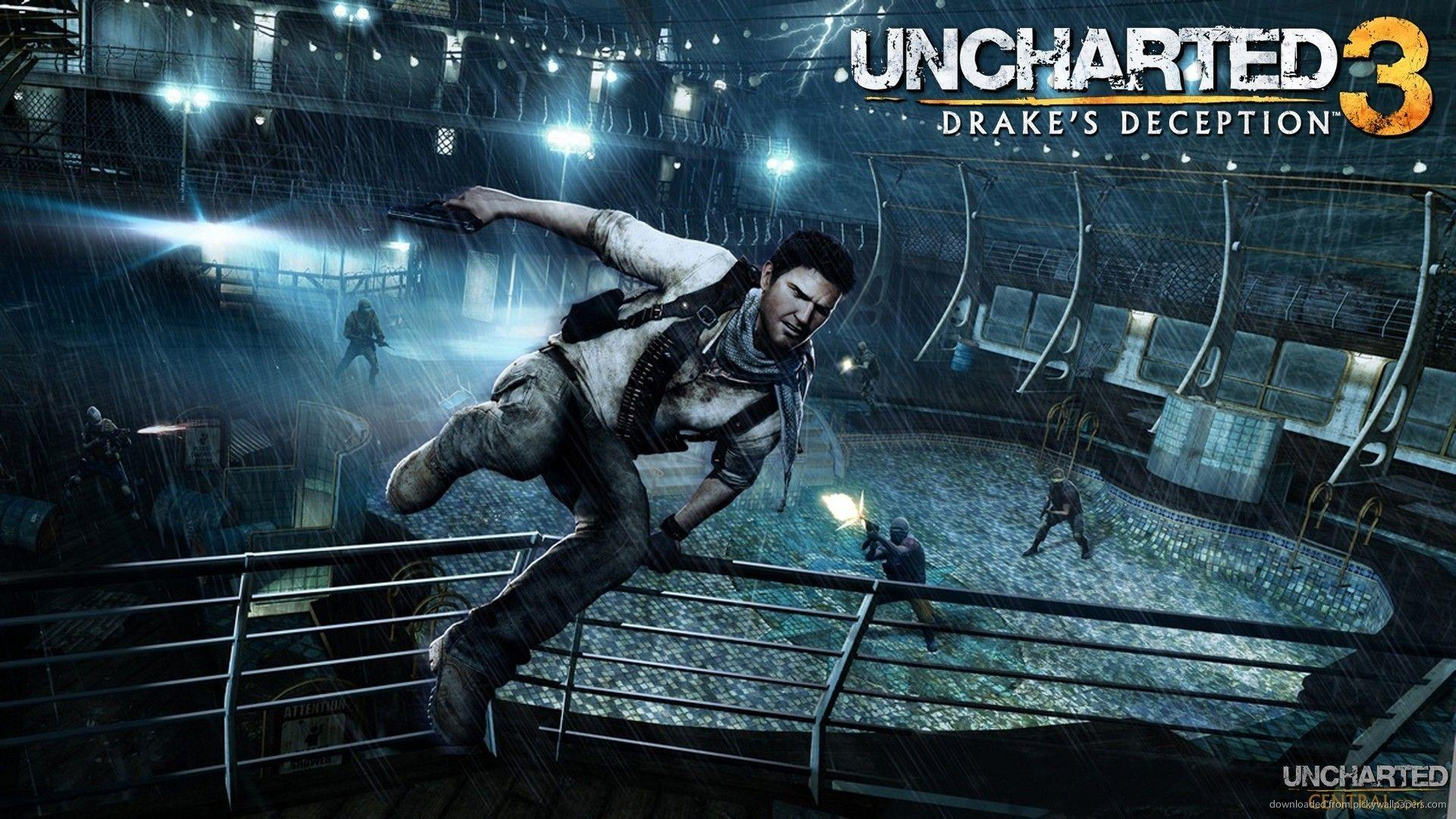Uncharted 1 Wallpaper