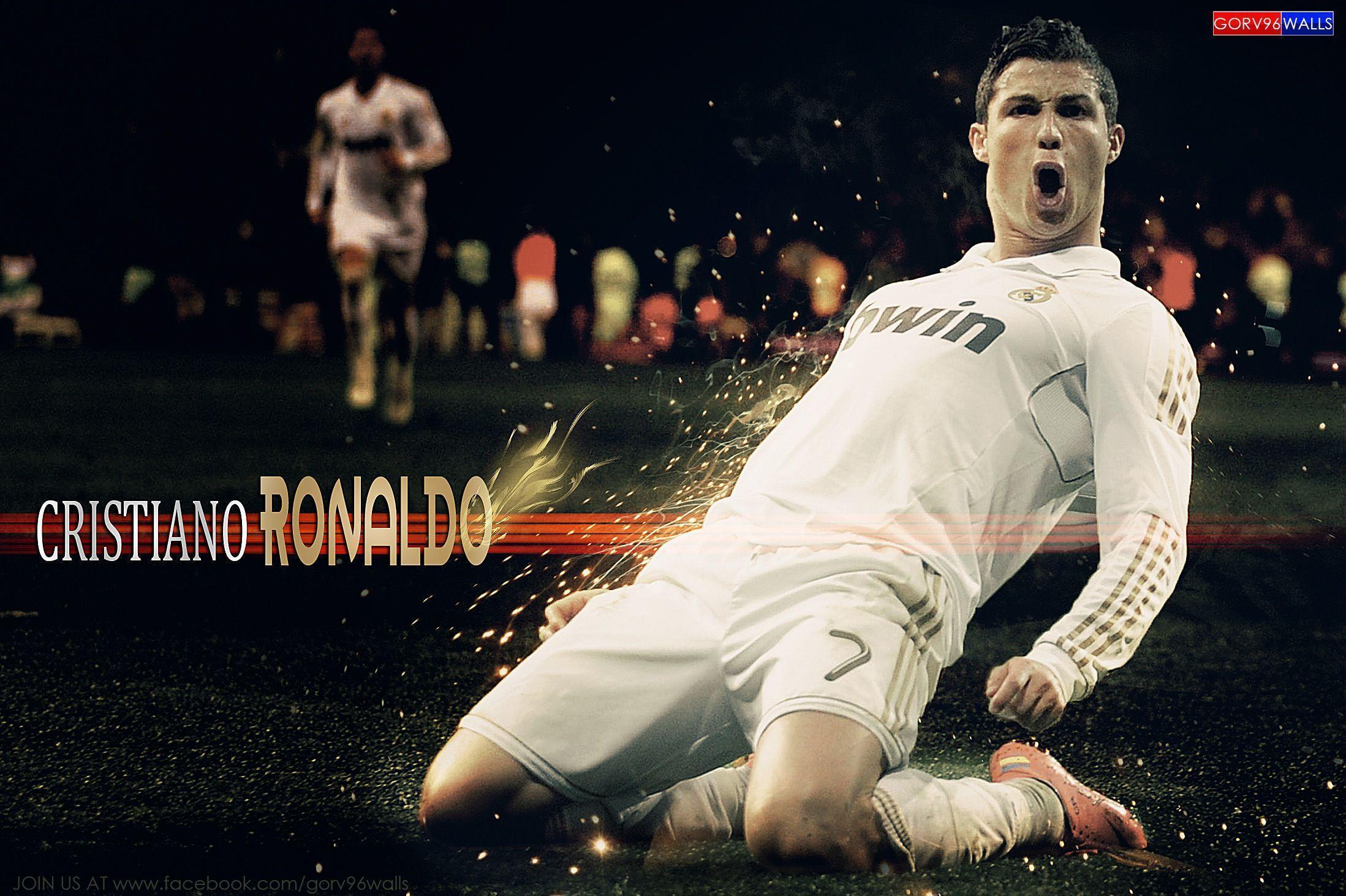 59 Cristiano Ronaldo HD Wallpapers | Backgrounds - Wallpaper Abyss