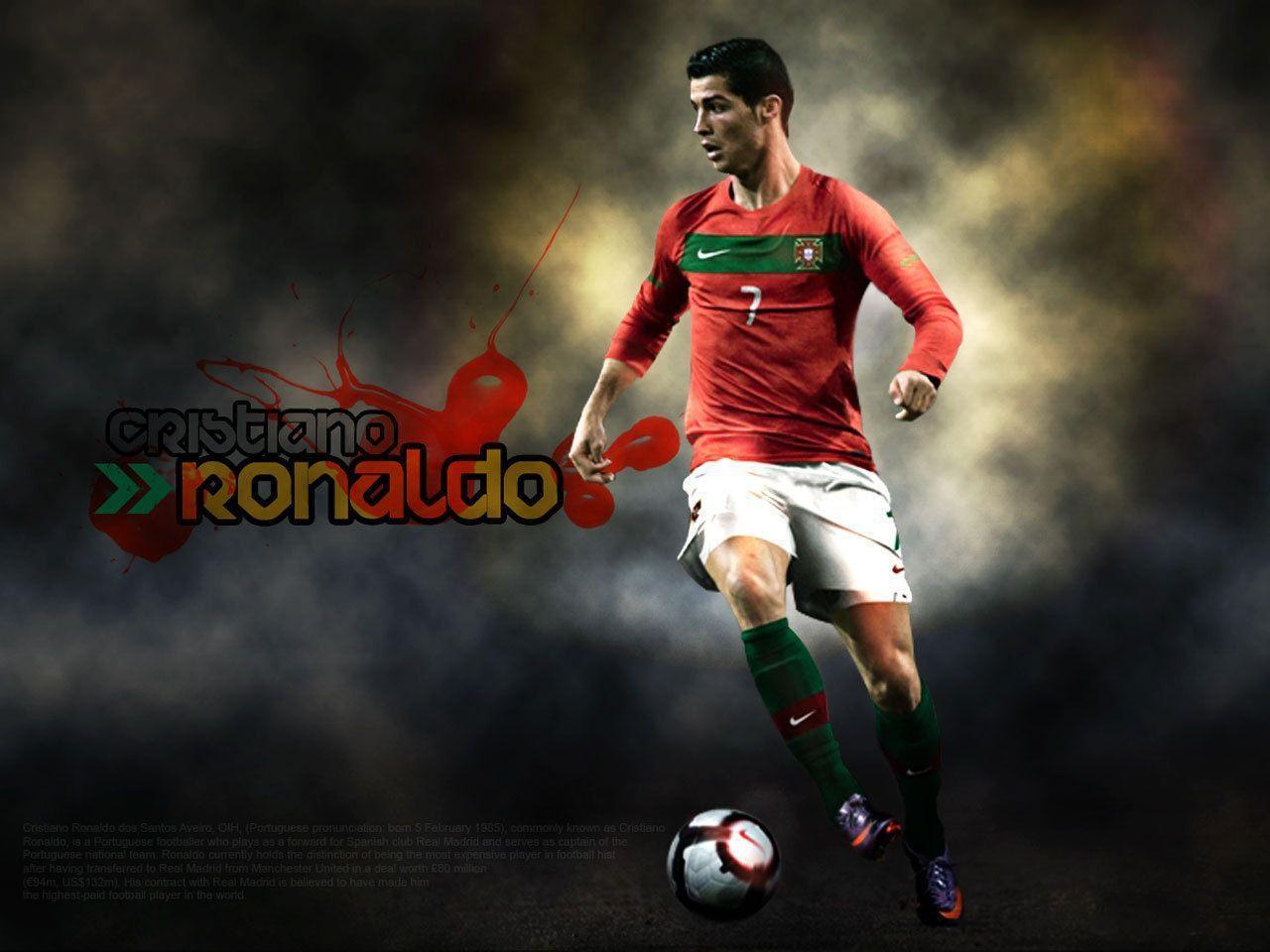 30+ Awesome Cristiano Ronaldo Wallpapers