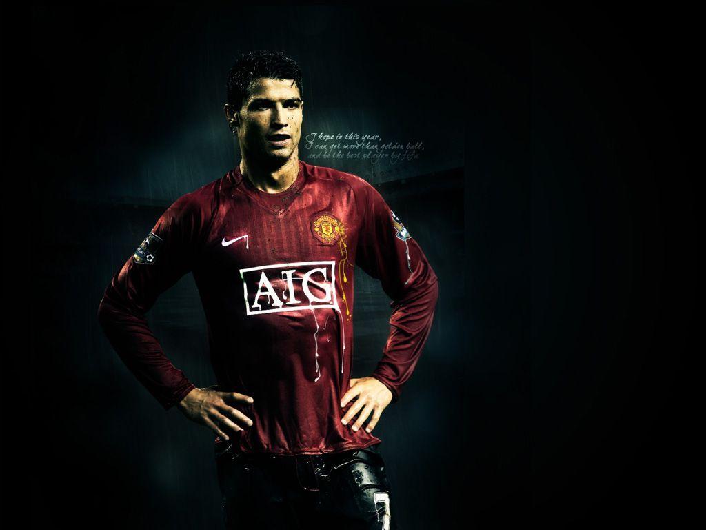 Ronaldo Manchester Wallpapers Wallpaper Cave