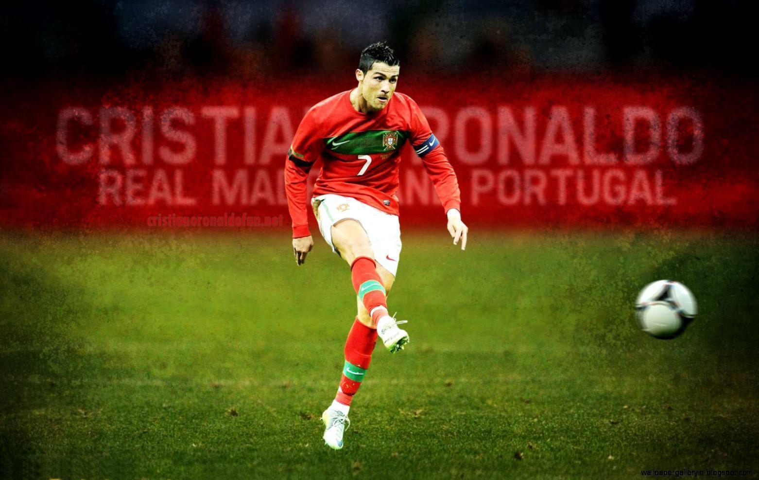 Cristiano Ronaldo Hd Wallpaper Portugal | Wallpaper Gallery