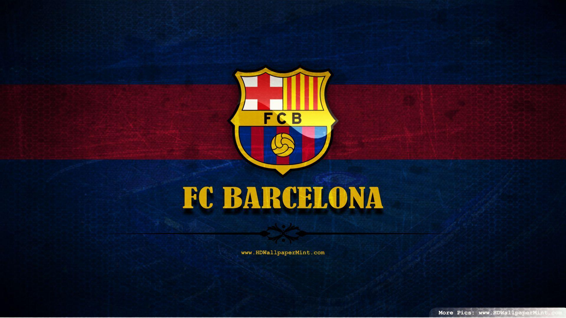 Fc Barcelona Wallpapers Wallpaper Cave