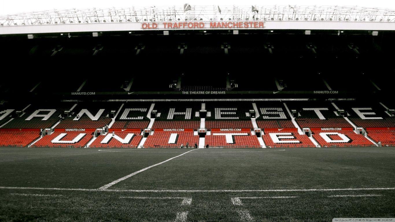 Manchester United Stadium HD desktop wallpaper : High Definition ...