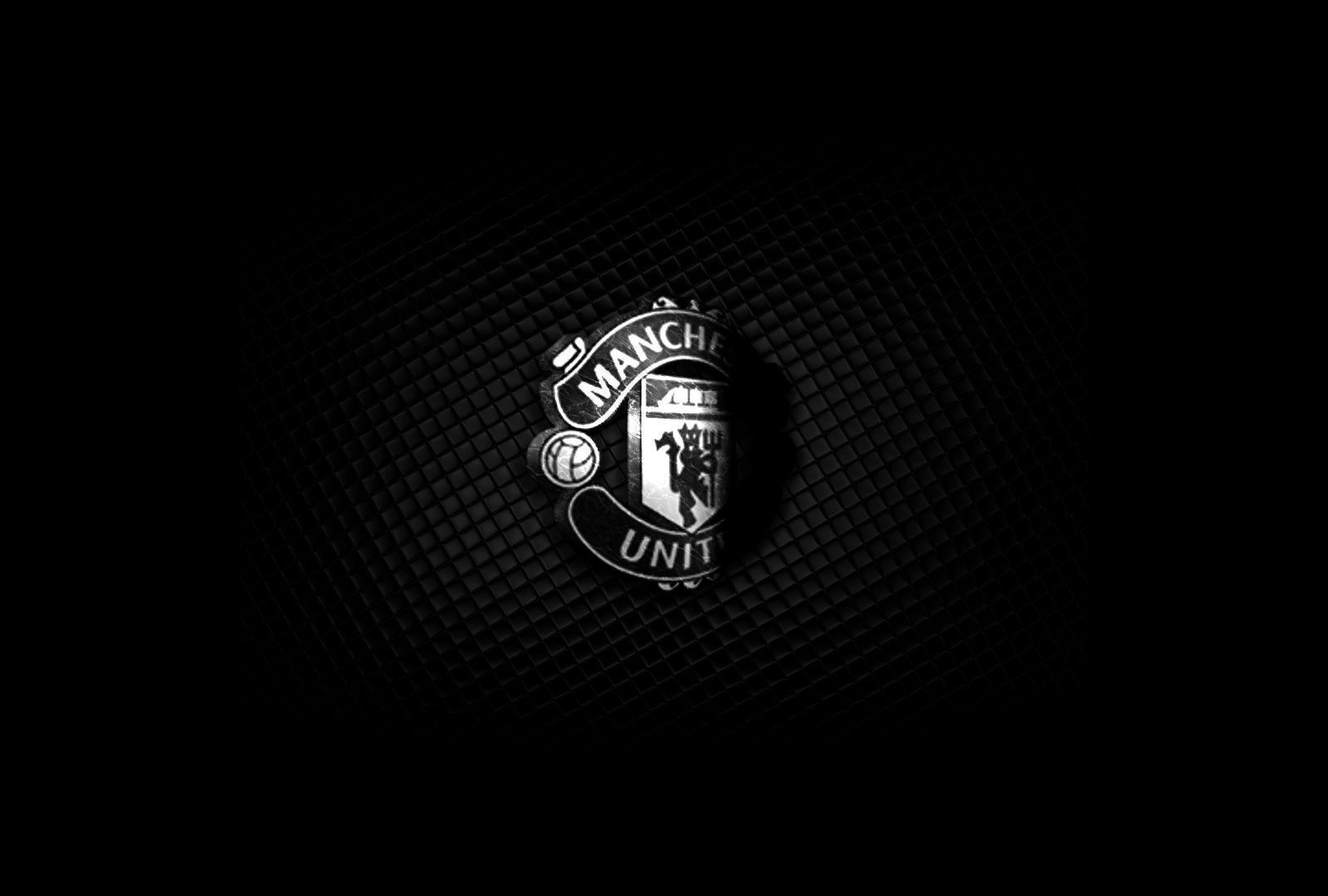 Manchester United Black Hd Wallpapers Wallpaper Cave