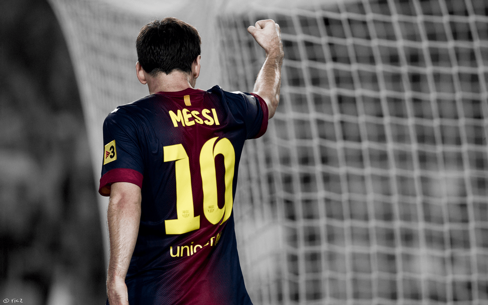 Creative Messi HD Wallpapers - #WPOUX31 SH.VM