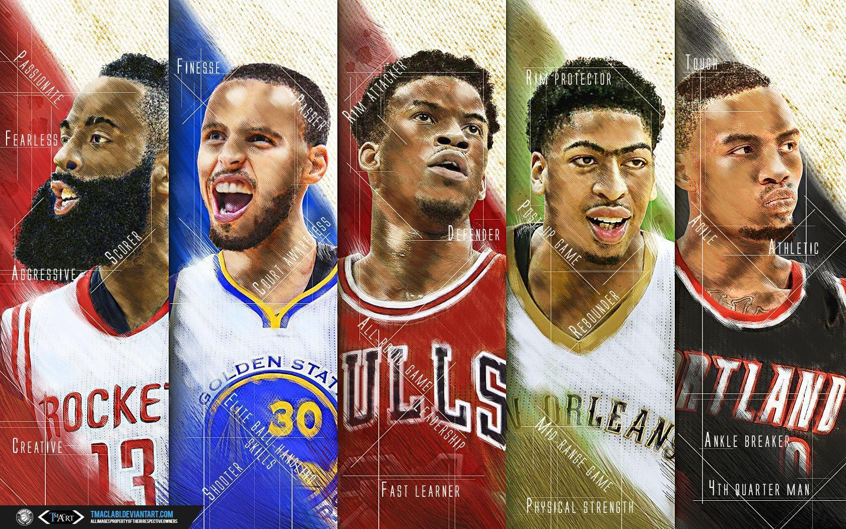 NBA Wallpapers 2015 - WallpaperSafari