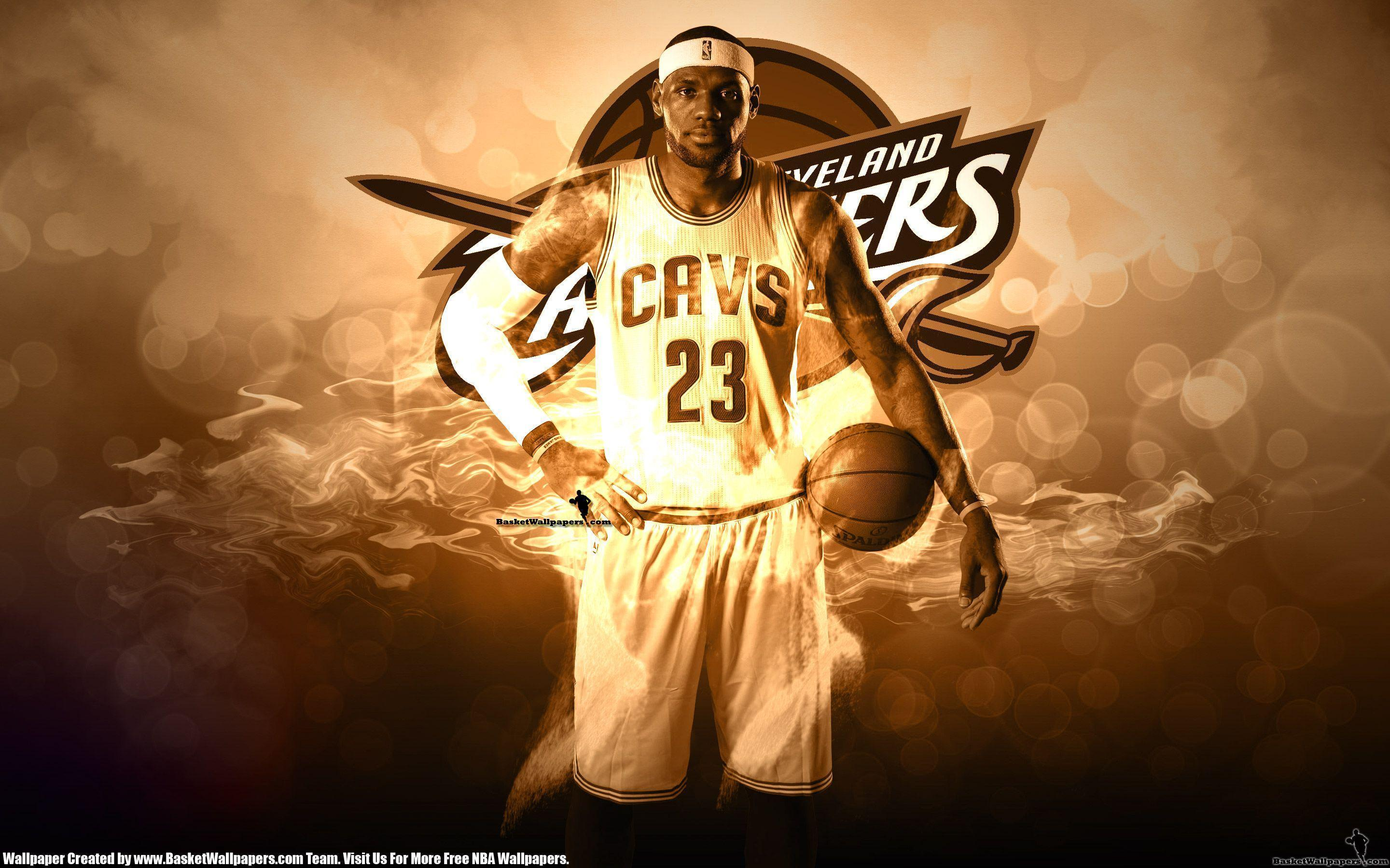 Nba Wallpapers Lebron James 2015 - WallpaperSafari