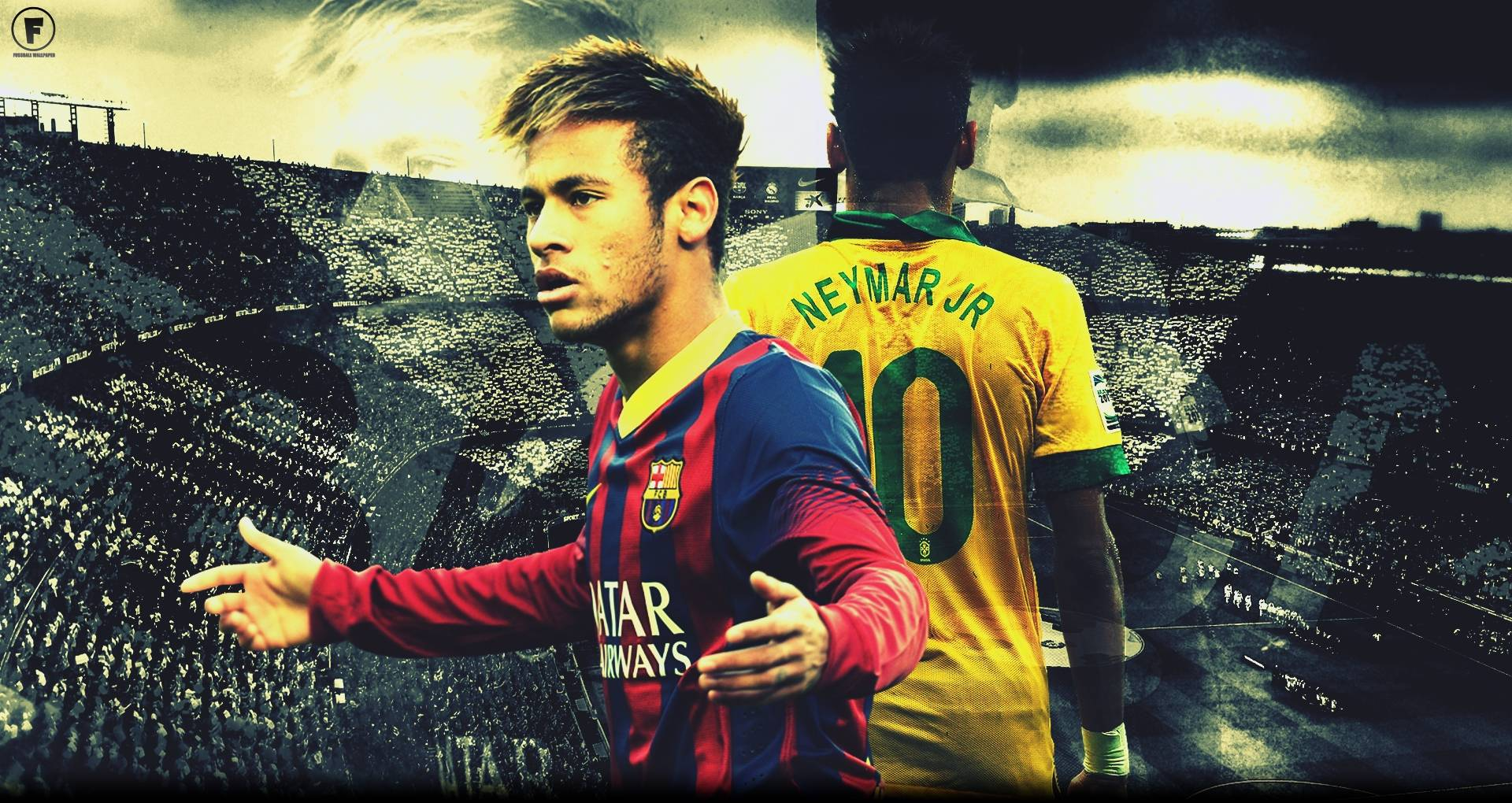 Neymar Jr Wallpapers HD 2015 Brazil #3665 Wallpaper | Download HD ...