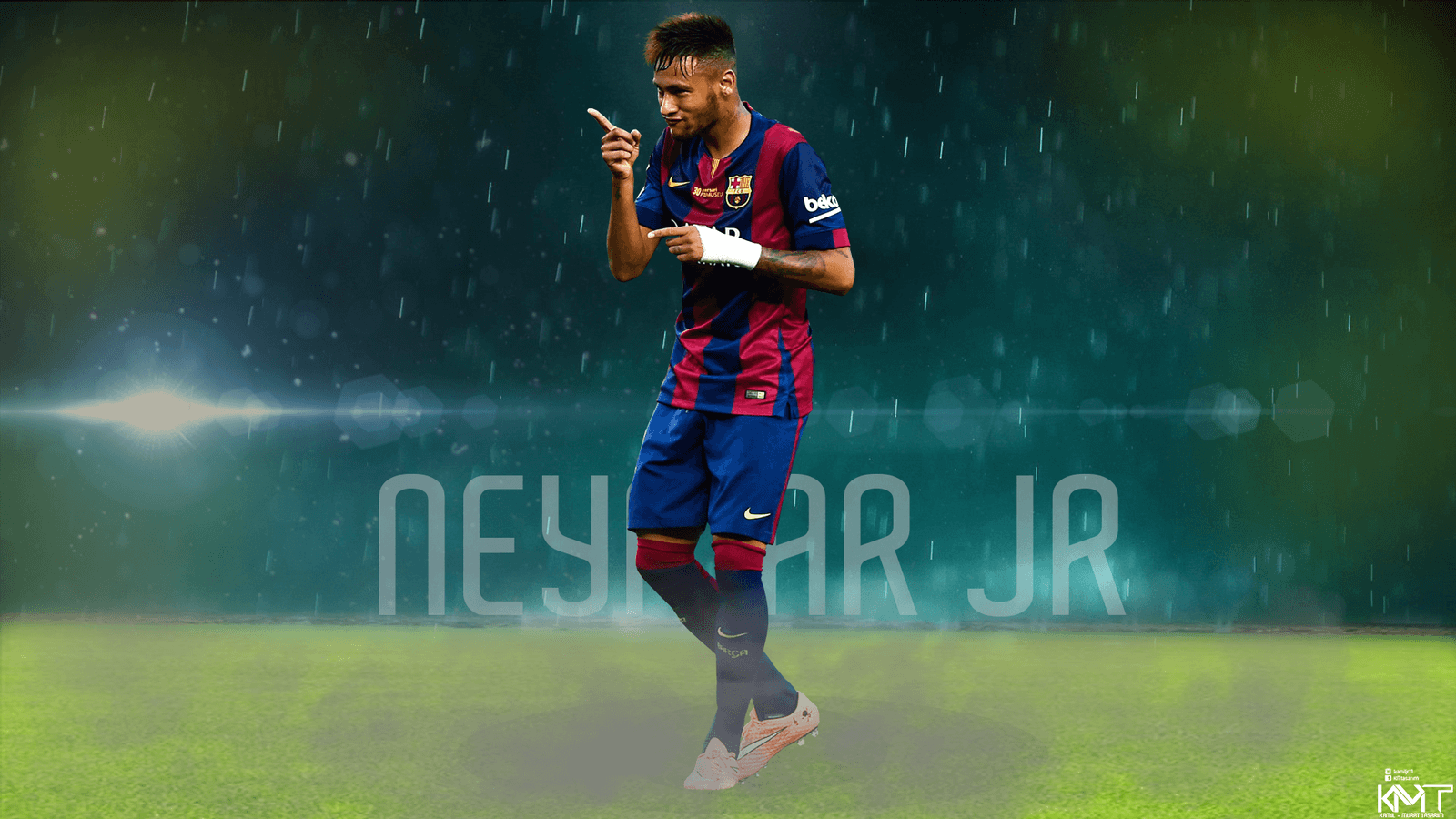 Neymar Jr Wallpaper HD - WallpaperSafari