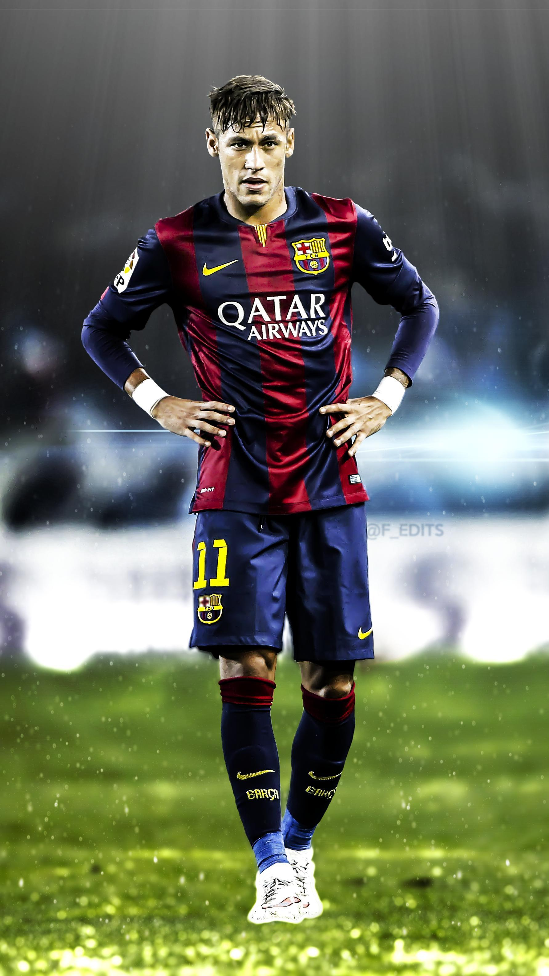 Neymar jr Wallpaper HD Mobile Iphone 6s galaxy • iPhones Wallpapers