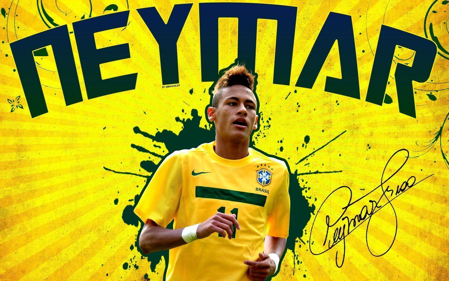 Neymar jr Wallpaper HD Facebook Cover • iPhones Wallpapers