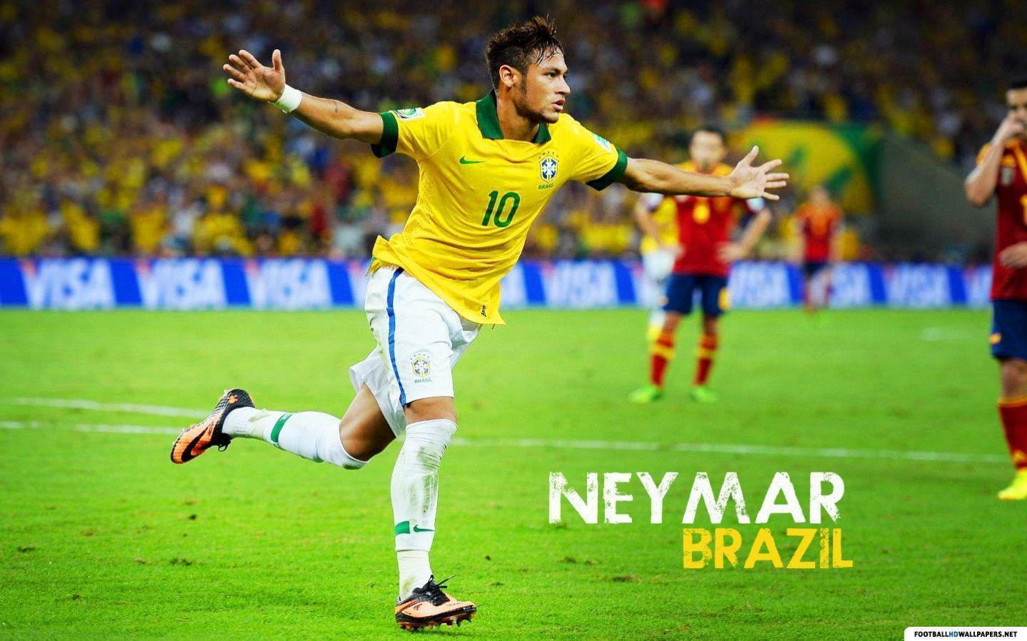 Neymar Brazil HD Wallpapers | WallpapersCharlie