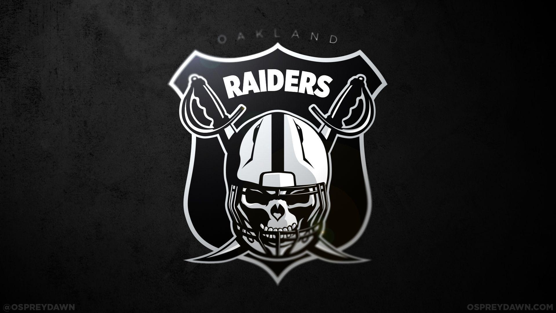 Oakland Raiders wallpaper | 1920x1080 | #73397