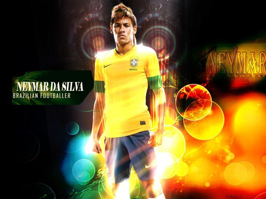 Brazil Neymar Wallpaper - WallpaperSafari
