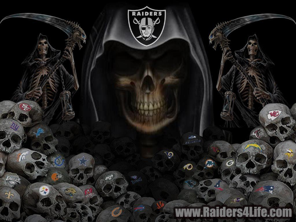 Oakland-raiders-wallpaper-1mm - Tops Wallpapers