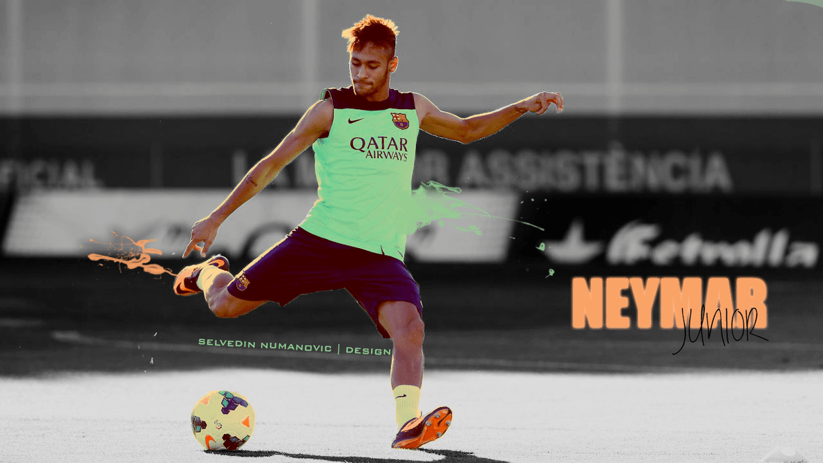 neymar jr desktop wallpapers 2014 | Desktop Backgrounds for Free ...