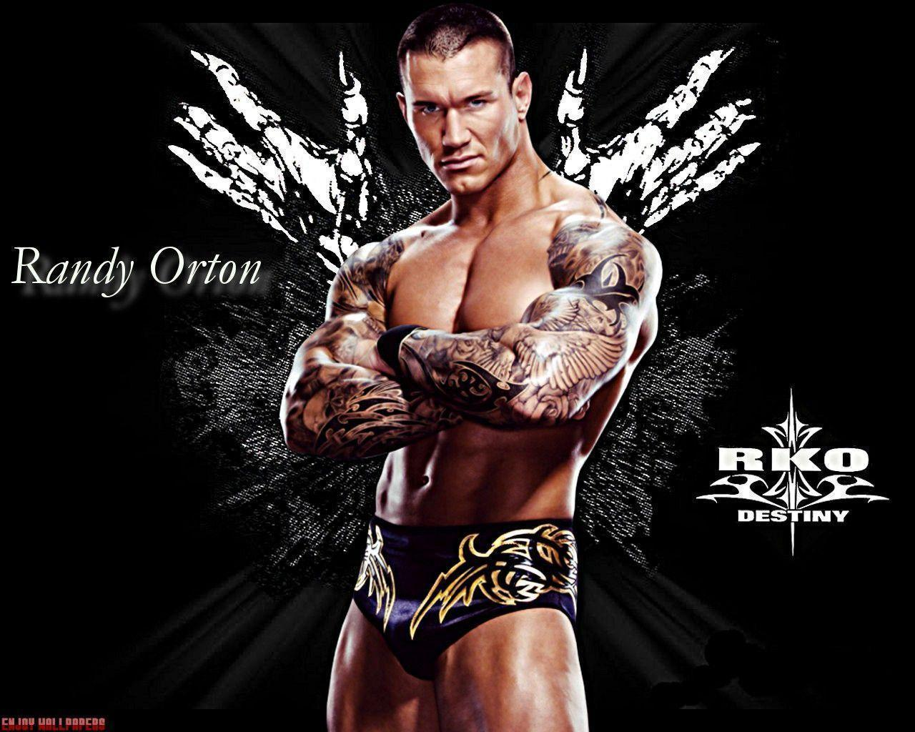 Randy orton, Wallpapers and Hd wallpaper on Pinterest