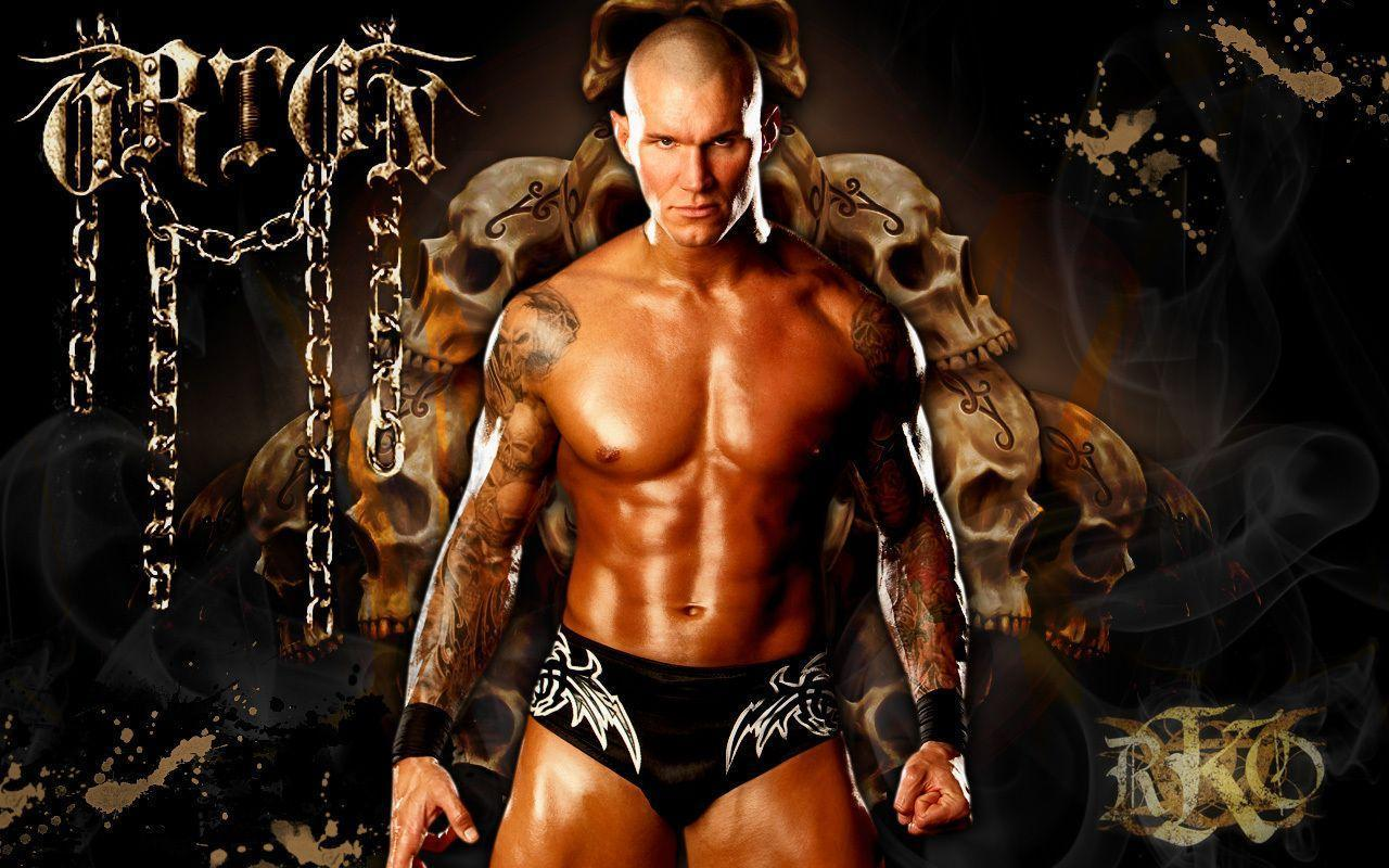 Randy Orton Logo Wallpaper - WallpaperSafari