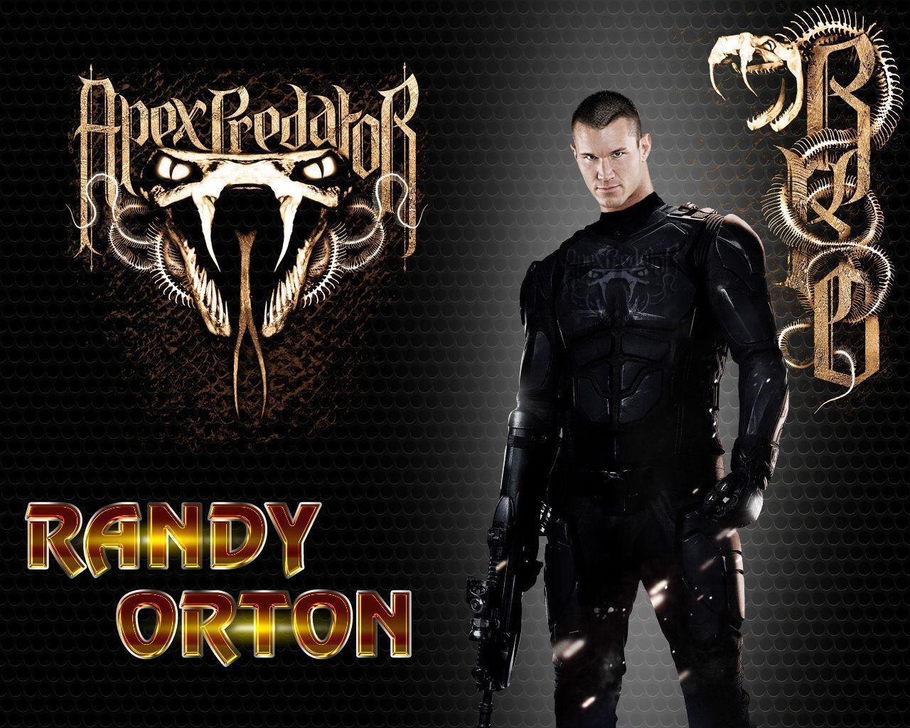 Randy Orton - WWE Superstars, WWE Wallpapers, WWE PPV's