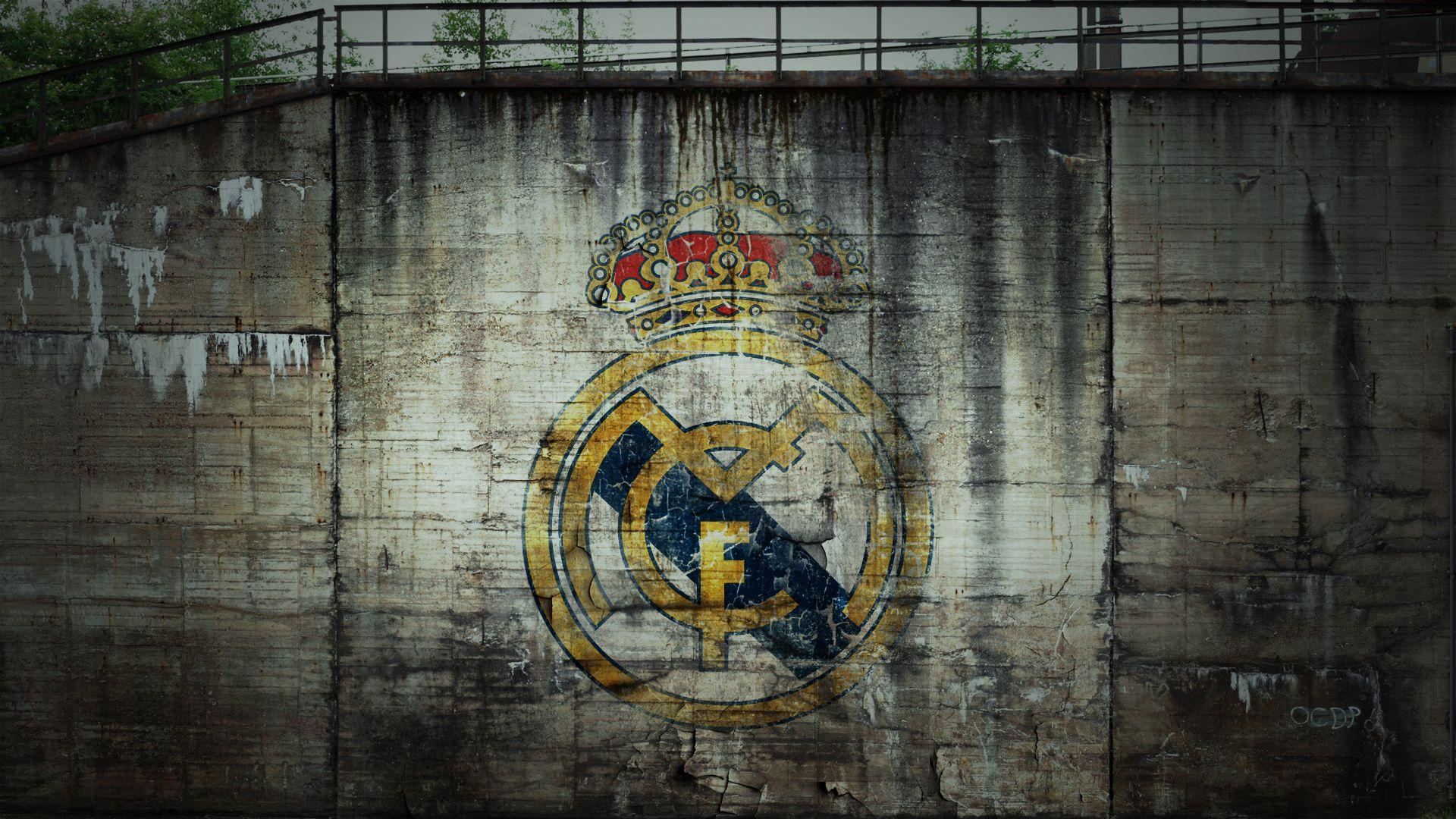 Real Madrid Logo 2016 Football Club | HD Wallpapers, Backgrounds ...