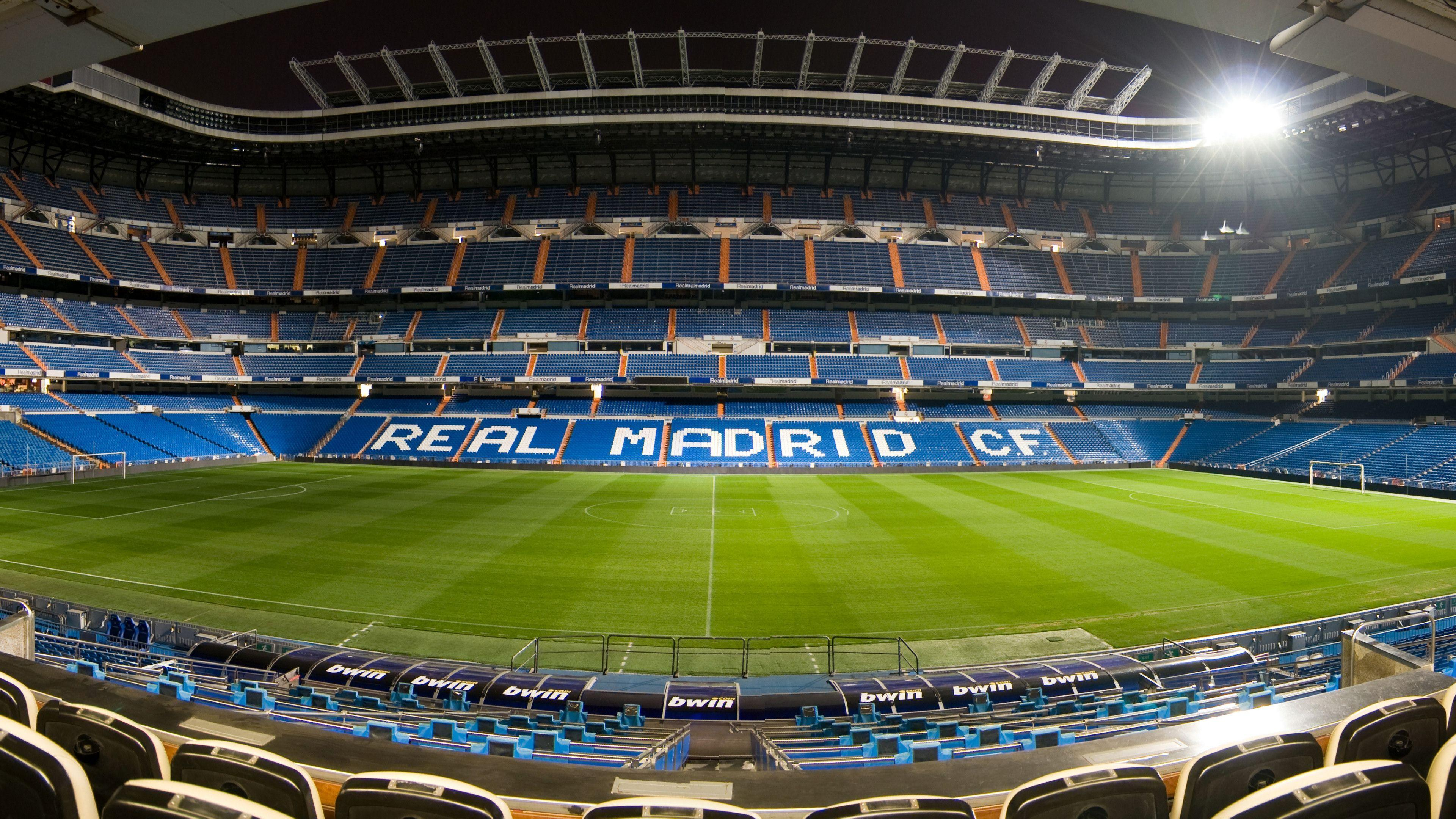 Real Madrid Stadium wallpapers hd | HD Wallpapers, Backgrounds ...