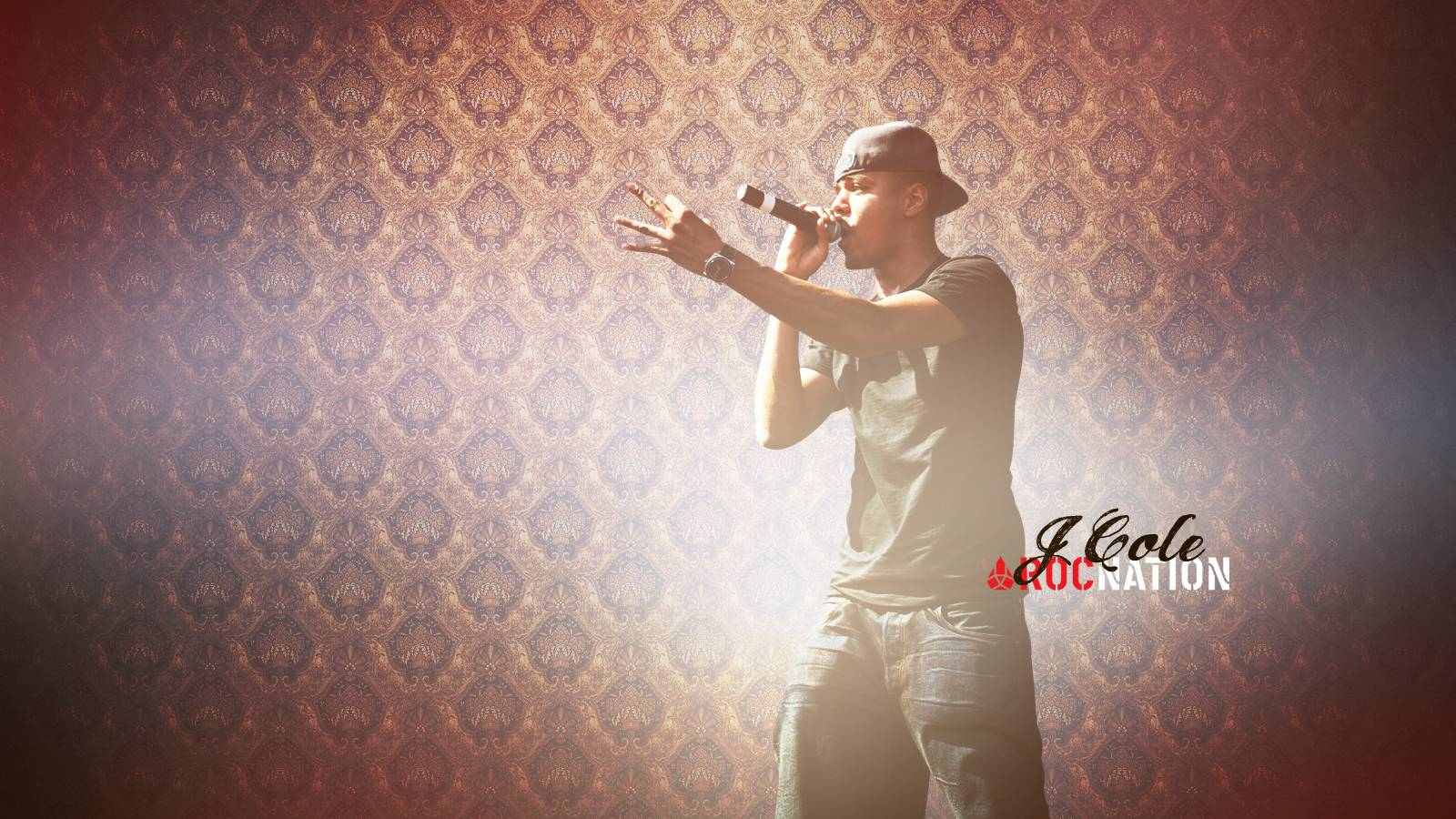 J cole Love Yourz Wallpaper : J cole Wallpaper