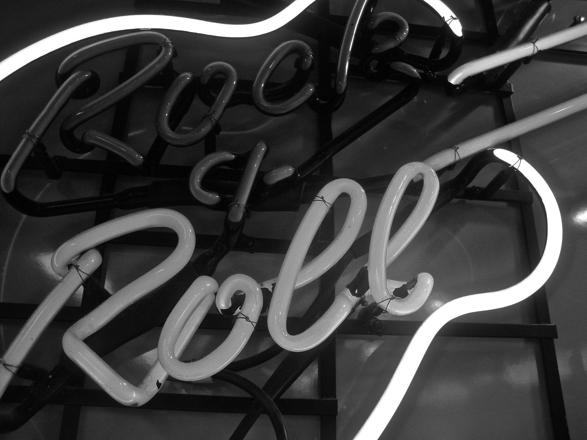 Rock Roll Wallpapers Wallpaper Cave