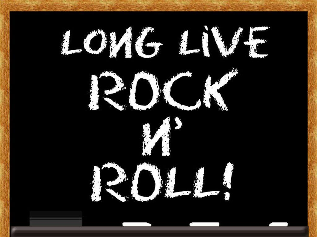 Rock And Roll Wallpapers Wallpaper Cave