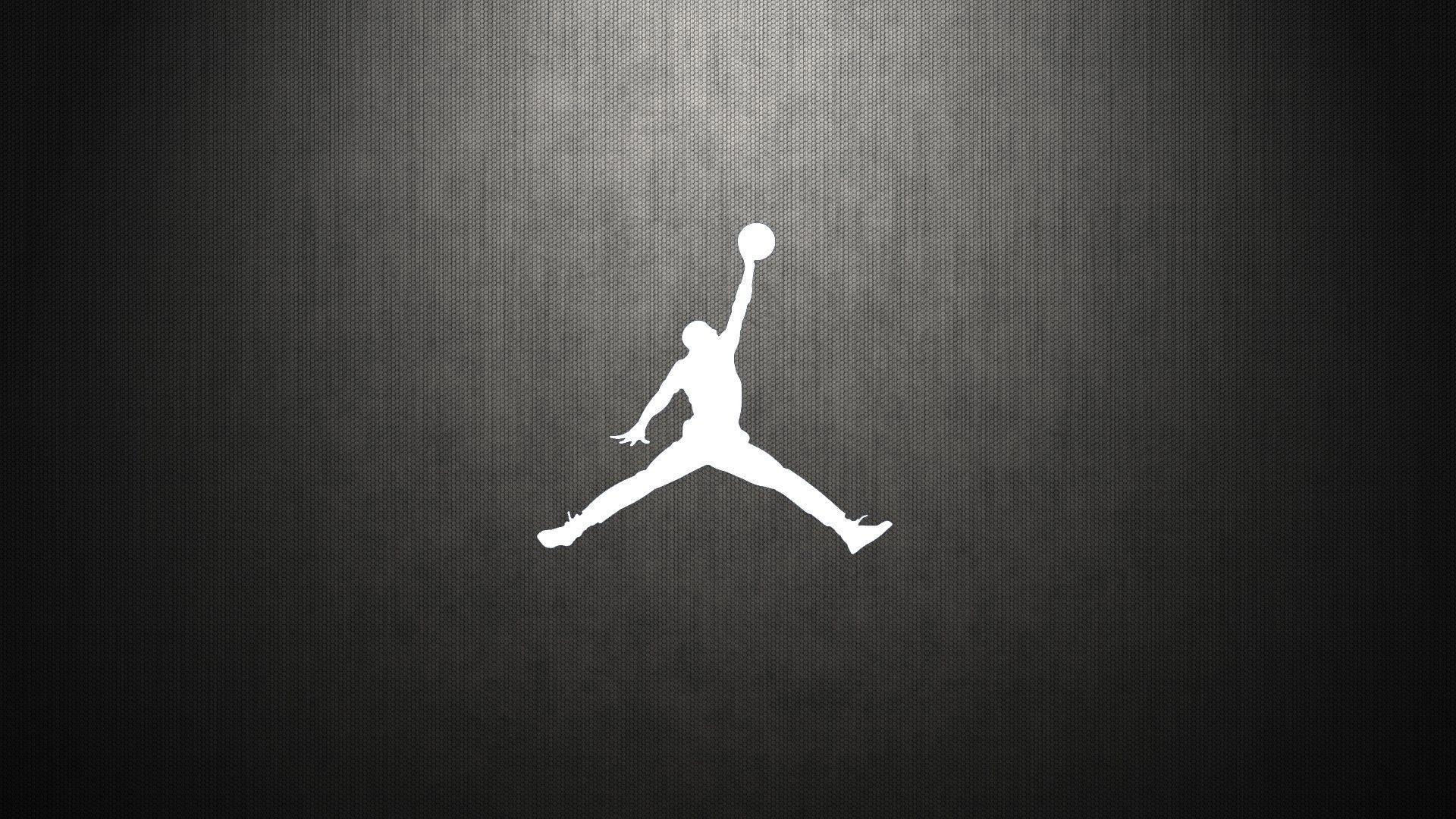 Jordan Logo Wallpaper HD | HD Wallpapers, Backgrounds, Images, Art ...