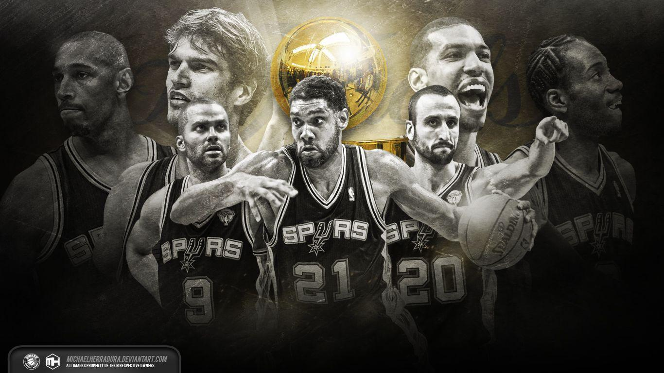 San Antonio Spurs Wallpaper 2016 - WallpaperSafari
