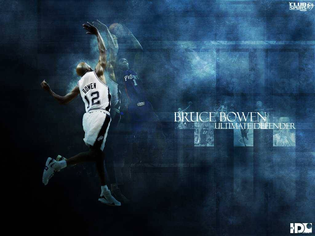 San Antonio Spurs Fans Wallpapers Bruce Bowen - San Antonio Spurs ...