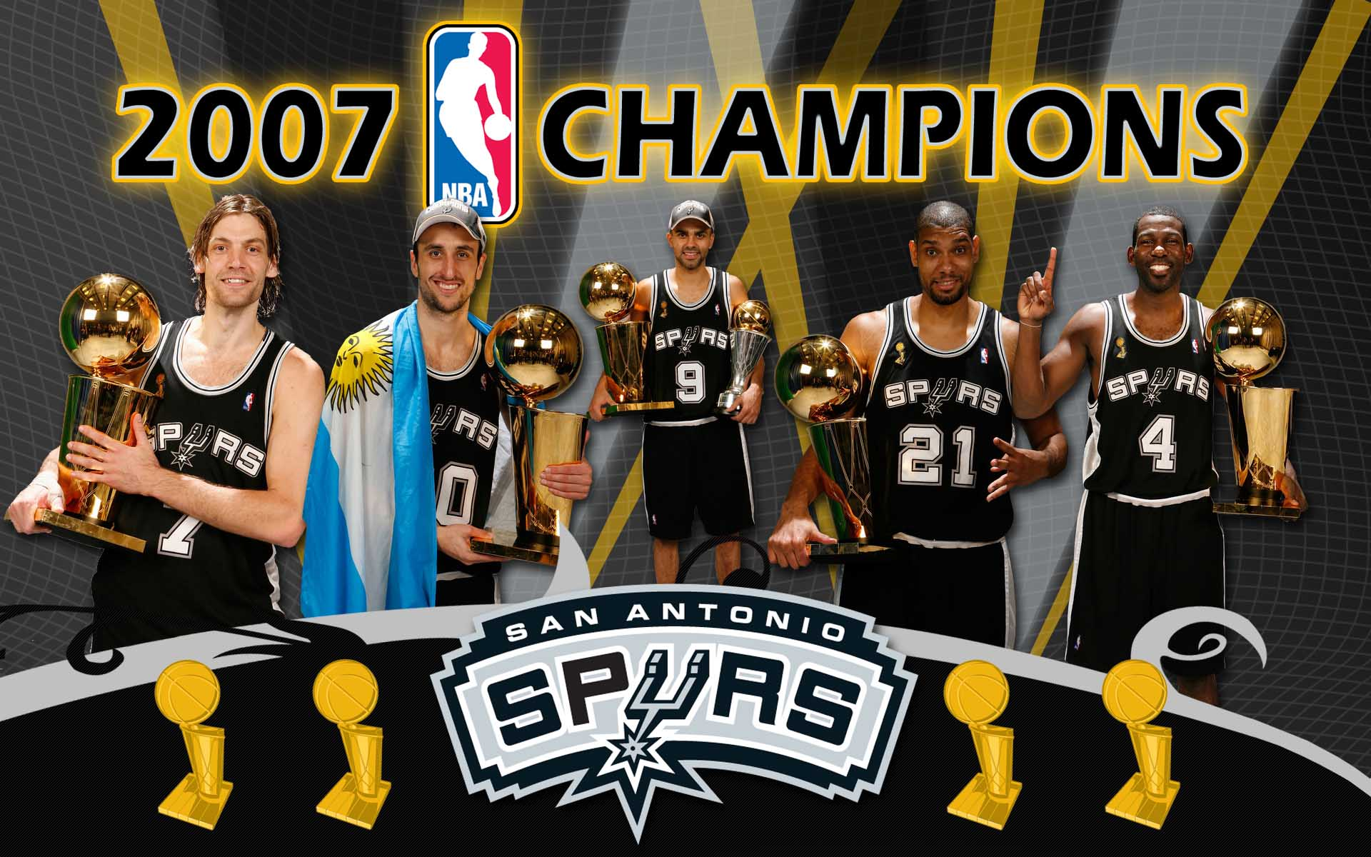 San Antonio Spurs wallpaper HD background download desktop ...