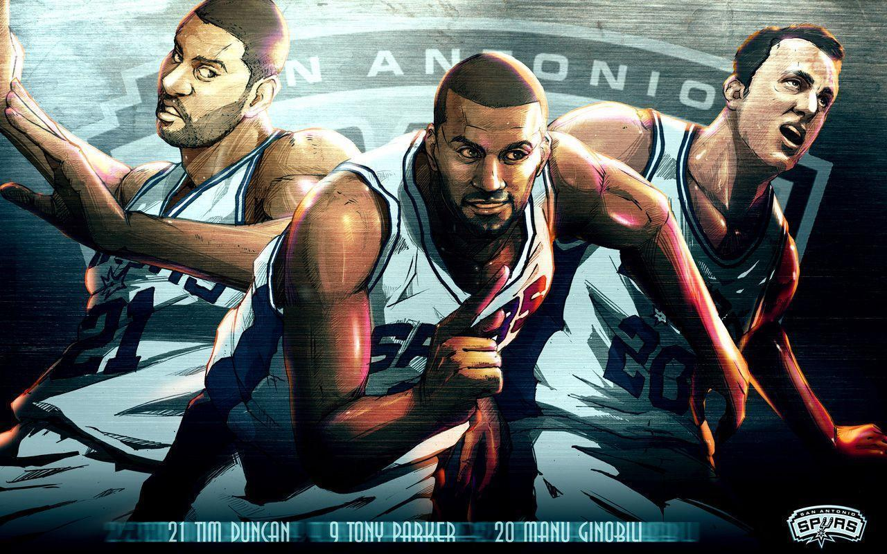 Spurs Wallpaper | Spurs Wallpaper | tim duncan | Pinterest | San ...