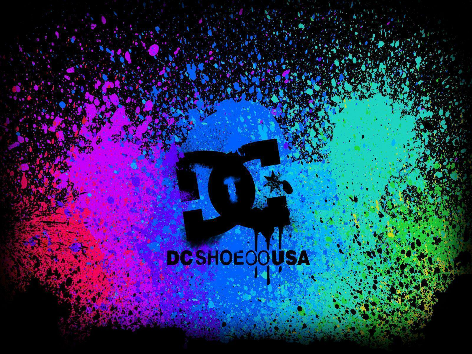 HD Dc Shoes Logo Wallpapers | HD Wallpapers, Backgrounds, Images ...