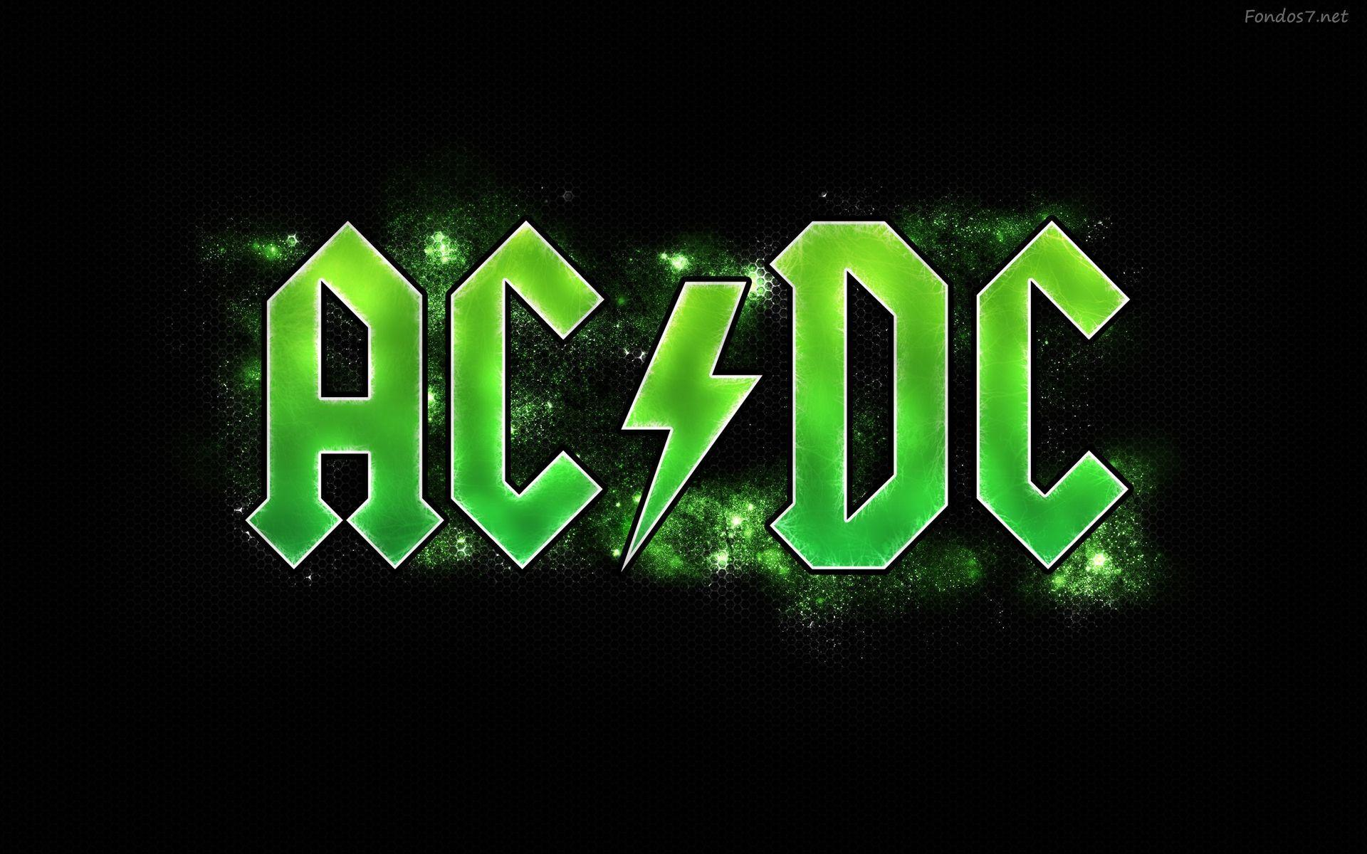 AC/DC logo wallpaper -011 - All Wallpapers - http://www ...