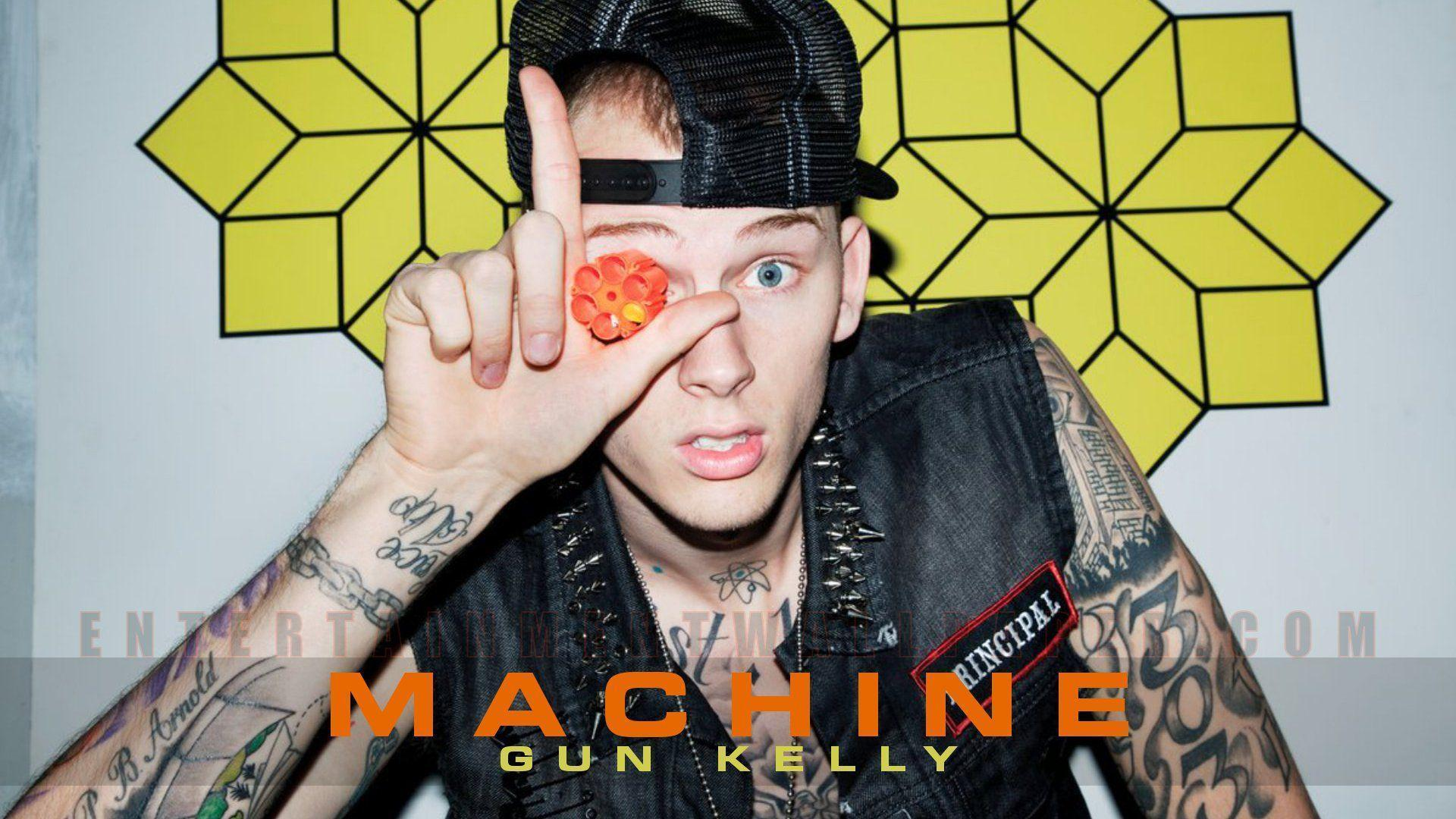 machine gun kelly wallpaper - photo #9