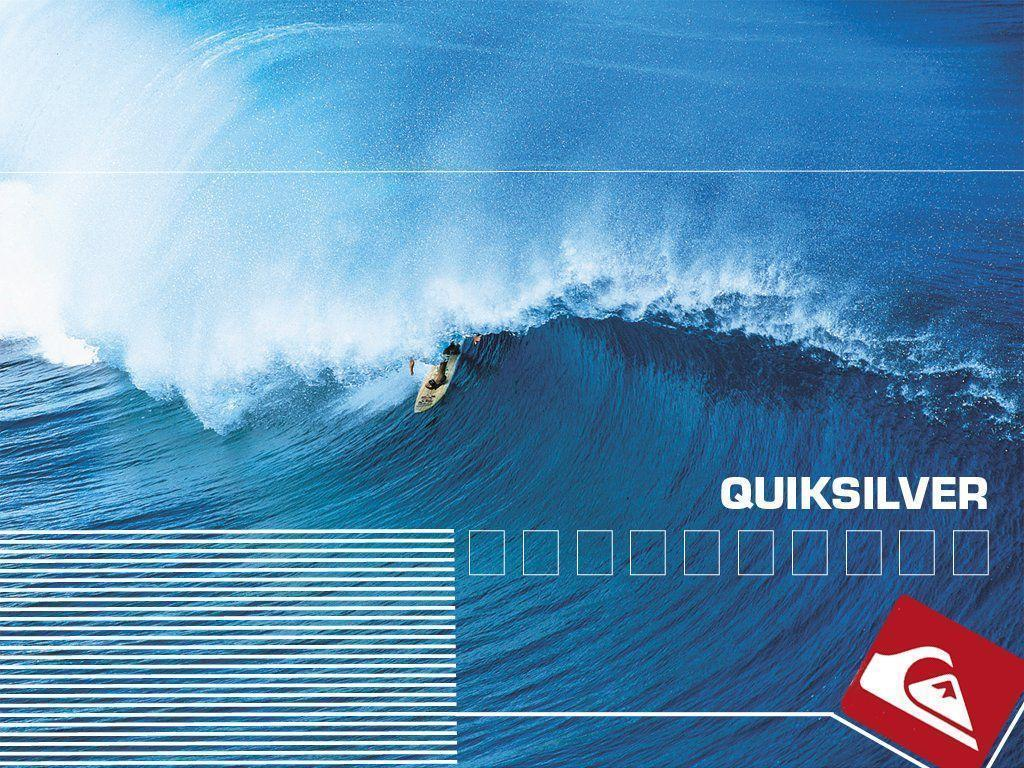 Quiksilver Logo Wallpapers