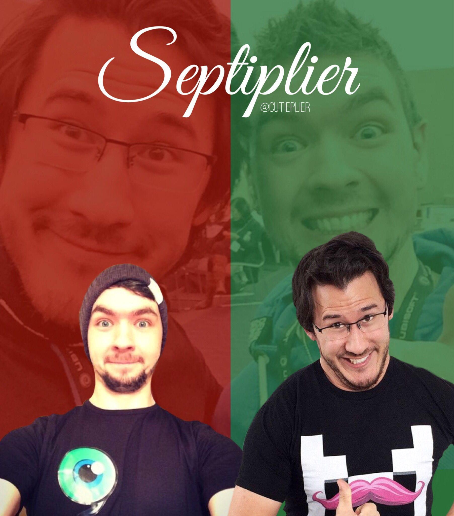 Markiplier and Jacksepticeye Wallpapers