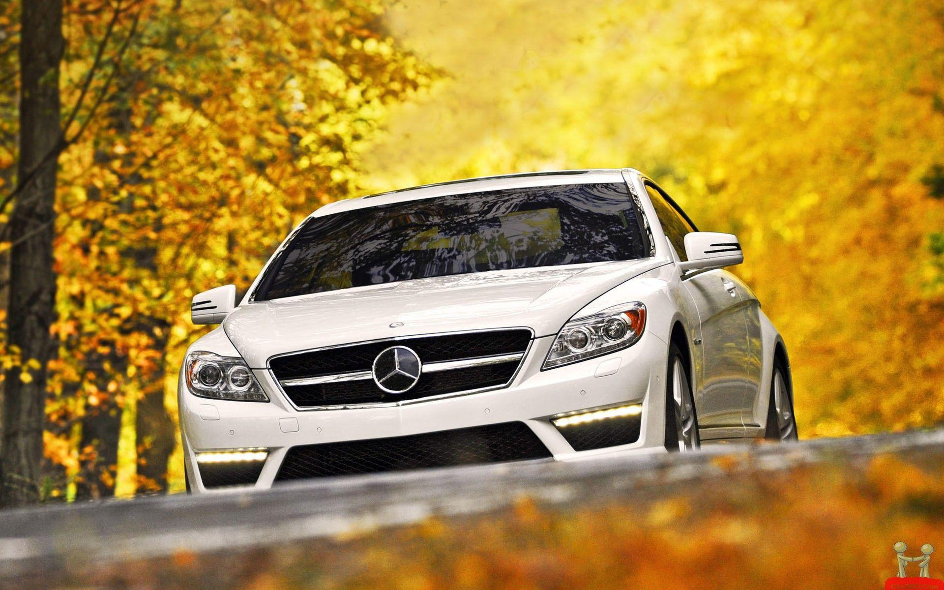 Mercedes Benz HD Wallpapers